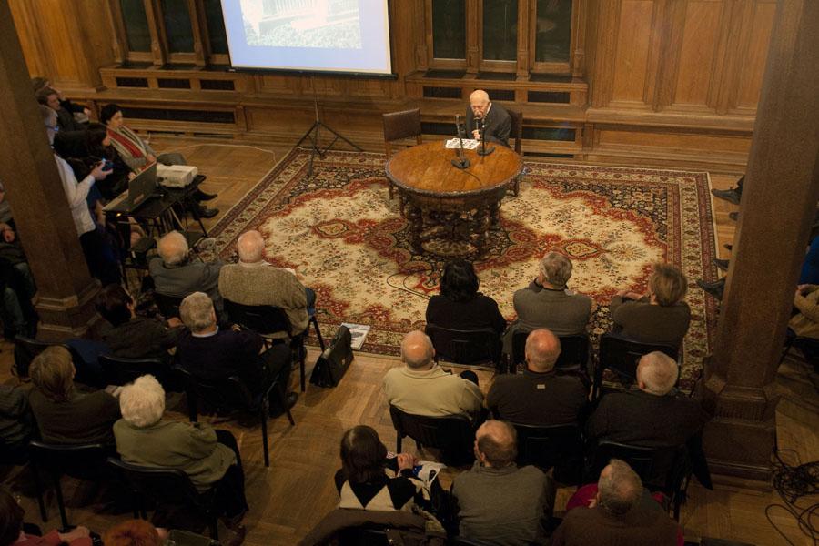 Promocja albumu w Nadbałtyckim Centrum Kultury (fot. Jerzy W. Wołodźko)