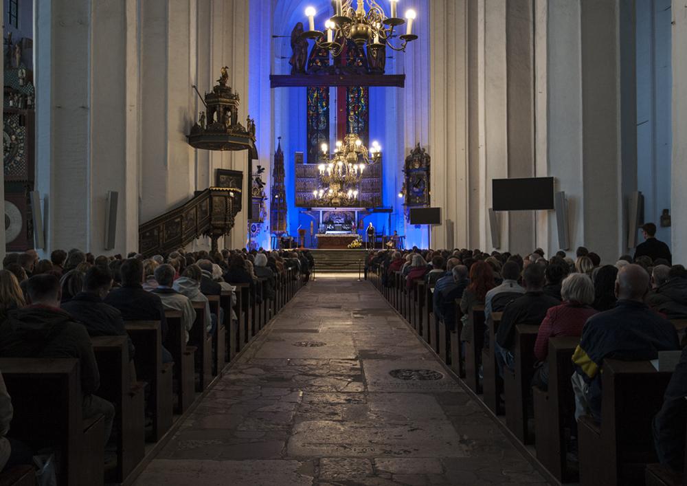 Koncert w Bazylice Mariackiej, 2 maja 2015 r.